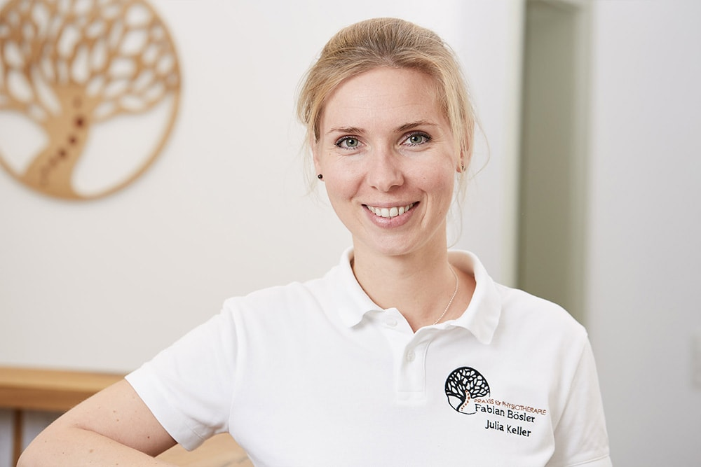 Julia Keller Physiotherapeutin