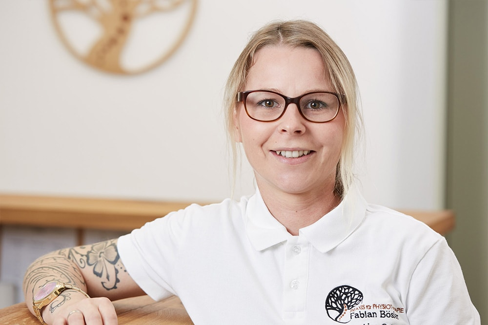 Lisa Getz Physiotherapeutin