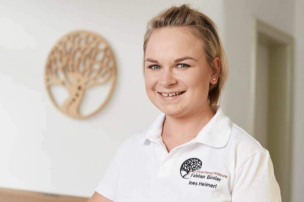 Ines Heimerl Physiotherapeutin