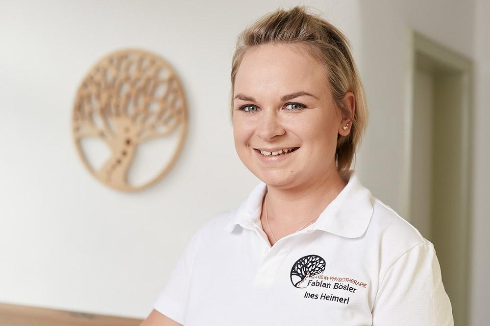 Ines Heimerl Physiotherapeutin