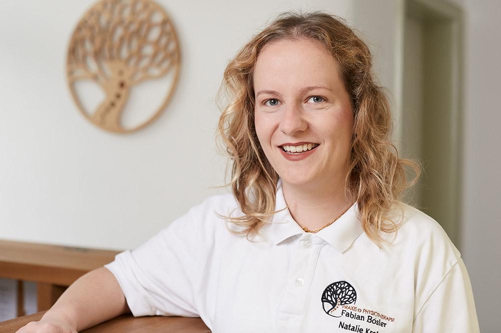 Natalie Kretschmer Physiotherapeutin